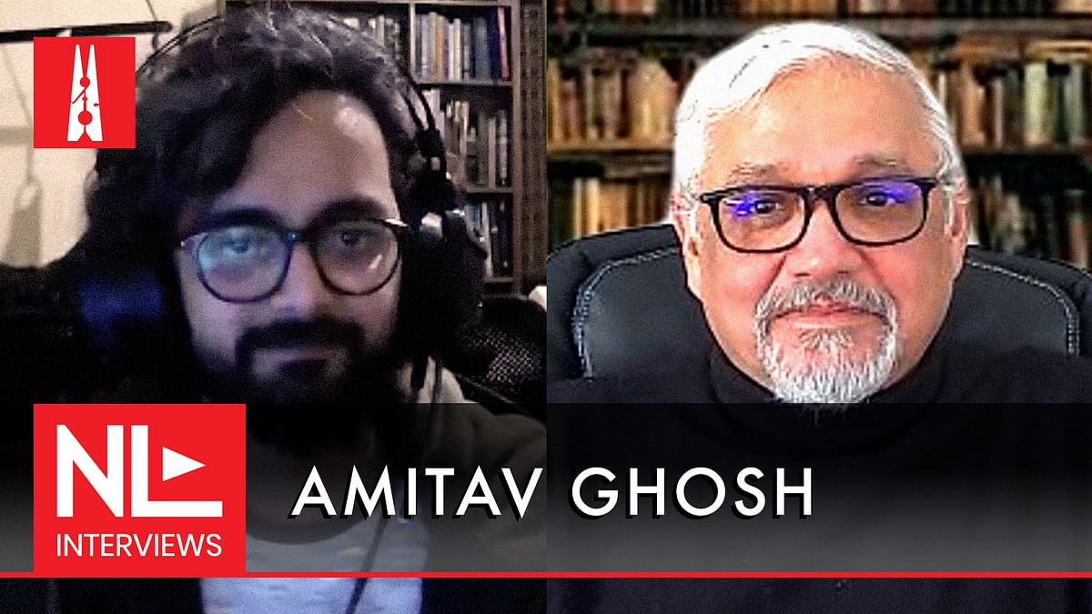 NL Interview: Amitav Ghosh on Jungle Nama and the climate crisis in his beloved Sunderbans