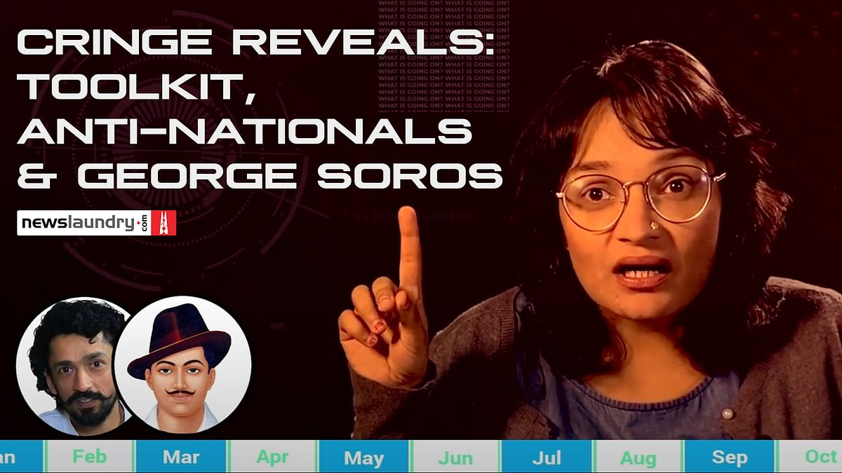 Toolkit, anti-nationals and George Soros: Separating cringe from fact