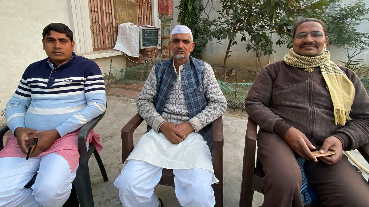 Muzaffarnagar's Muslims are still wary of Rakesh Tikait, but back Naresh Tikait