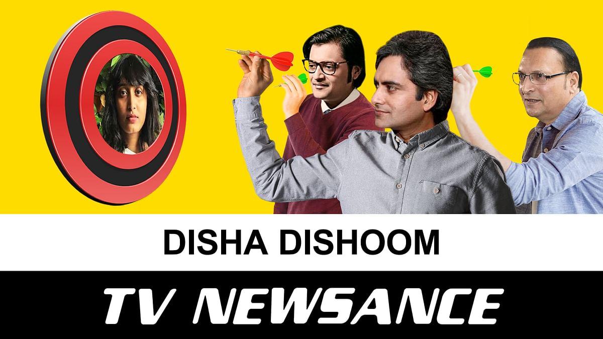 TV Newsance 122: Primetime target Disha Ravi