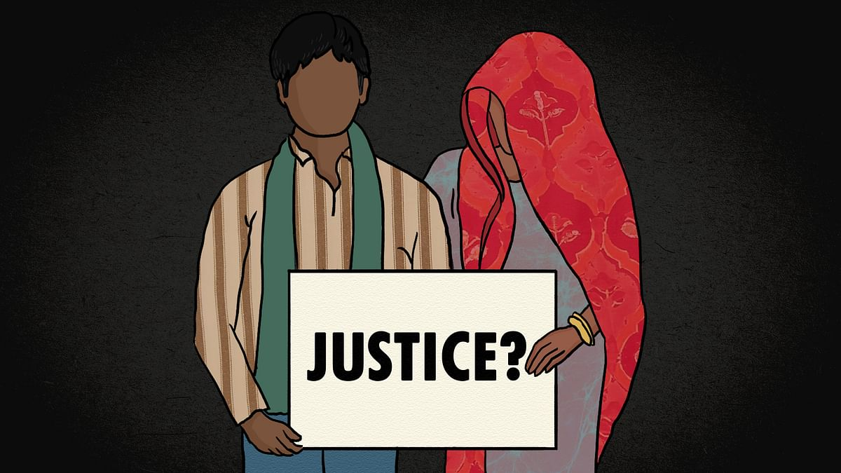 'Will a son rape when his mother is near?': Hathras accused invoke 'Indian culture' as defence