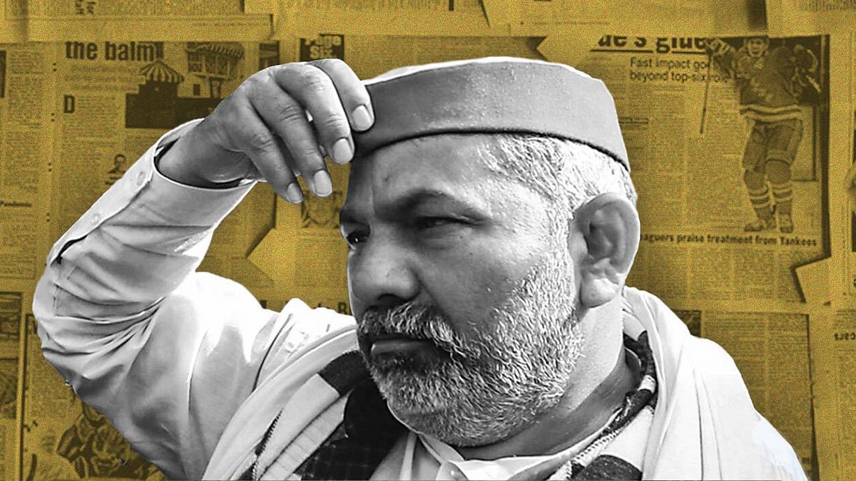 सिंघु बॉर्डर से गाजीपुर बॉर्डर के बीच बदली किसान आंदोलन की मीडिया नीति