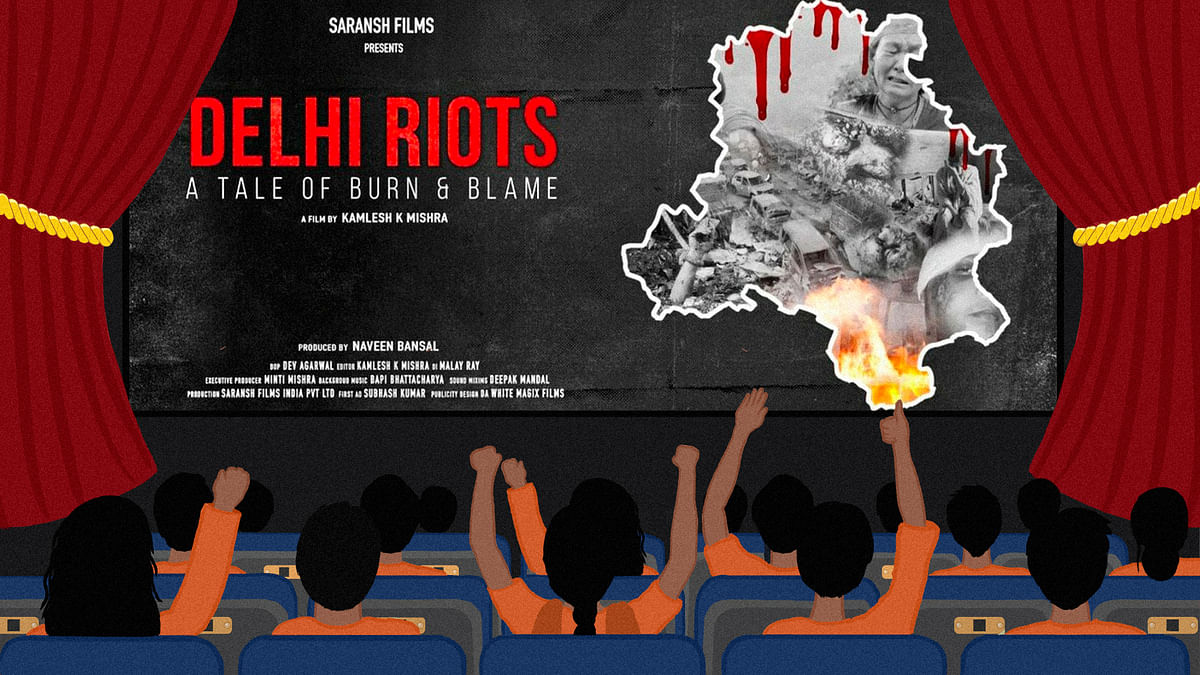 Delhi carnage 'documentary' claims to show the 'real picture'. Spoiler alert: It doesn't