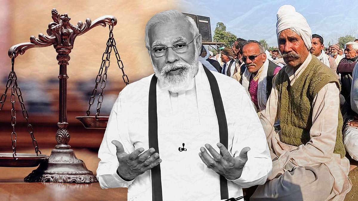मोदी सरकार किसानों को किसी तरह की छूट देने के मूड में नहीं!