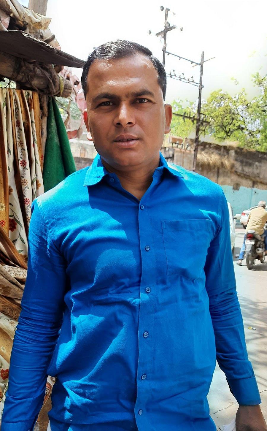 36 वर्षीय साबिर खान