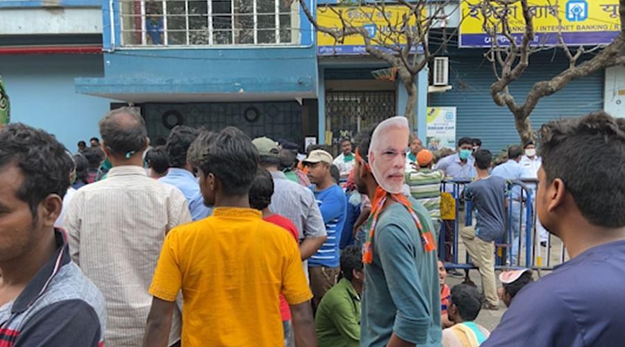 हैस्टिंग्स में भाजपा कार्यकर्ता