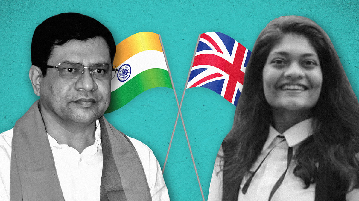 The incredible irony of an Indian MP lamenting racism in Britain