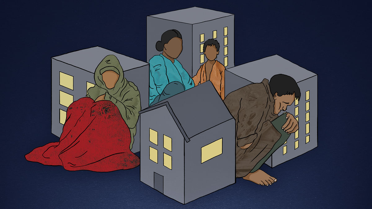 No homes for the homeless: How Maharashtra lags in implementing Centre's urban shelter scheme