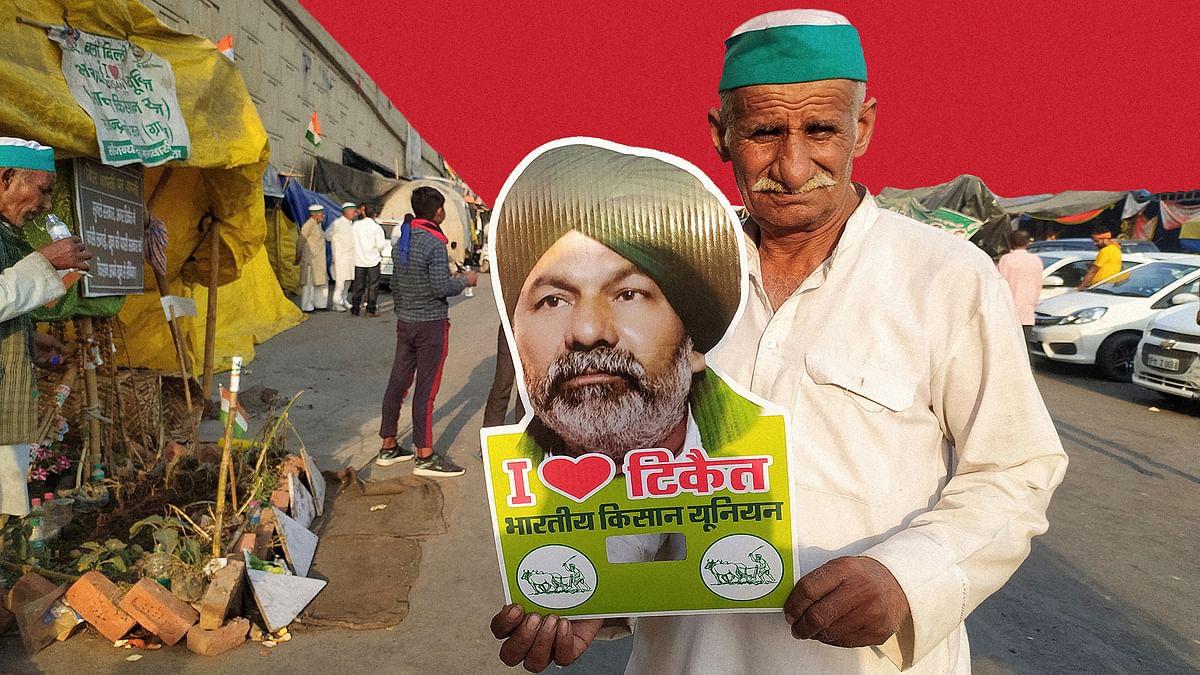 क्या है गाजीपुर बॉर्डर पर चल रहे किसान आंदोलन की मौजूदा स्थिति?