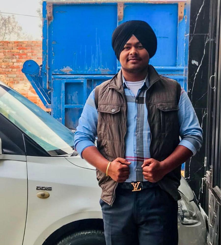 Navdeep Singh.