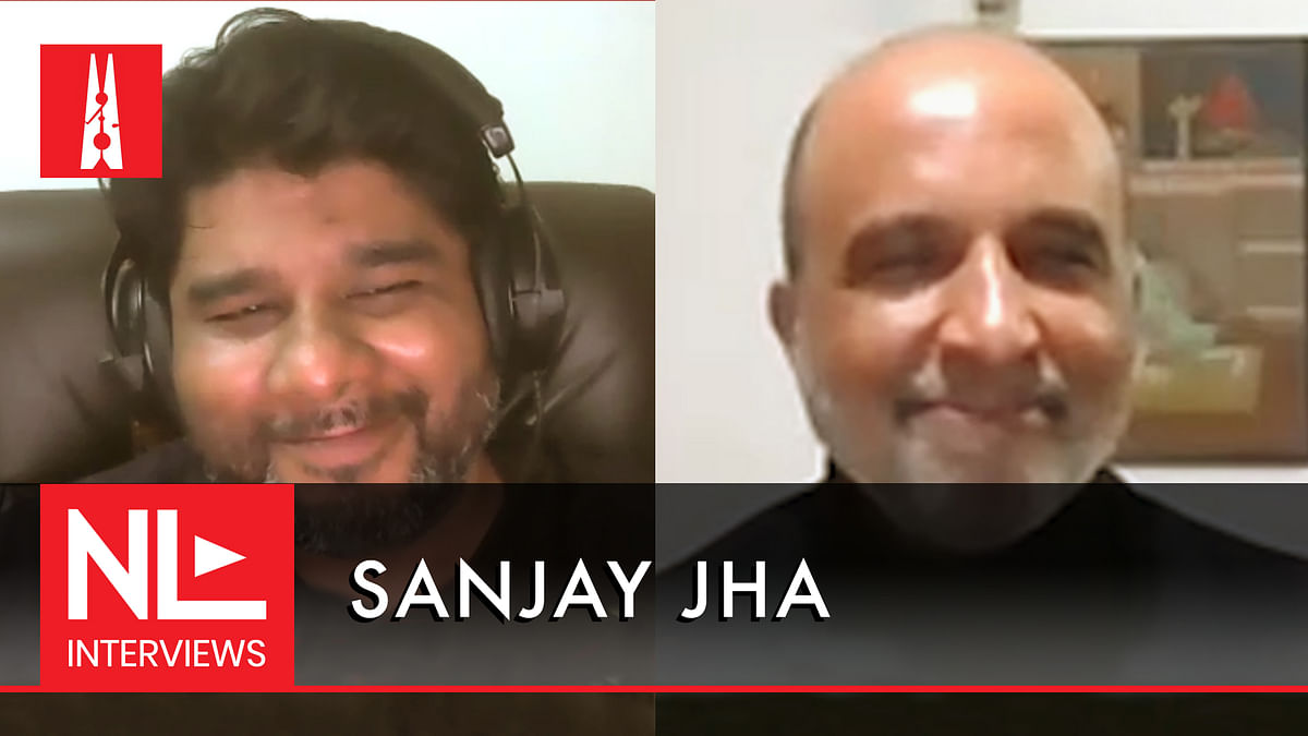 NL Interview: Sanjay Jha on his new book, cricket, and his tryst with the Congress