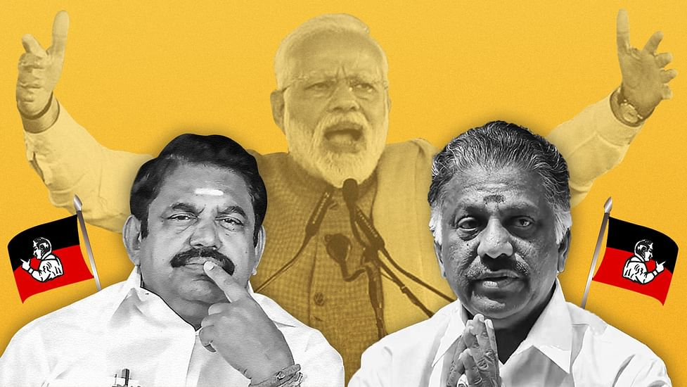 BJP can be an electoral liability in Tamil Nadu. Why is AIADMK toeing its  line?