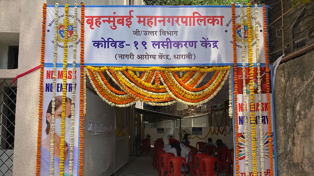 Why Dharavi's Covid vaccination facility found few takers on the first day