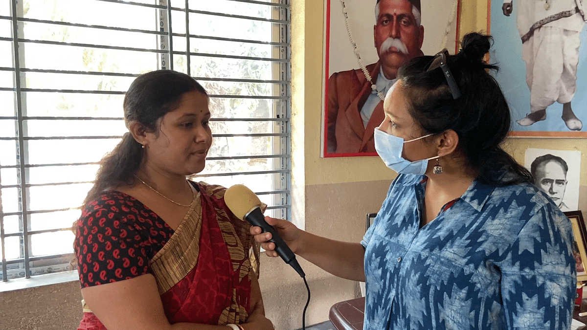 Aparna Mukherjee, who has been working here for three years. Watch our conversation with her below.