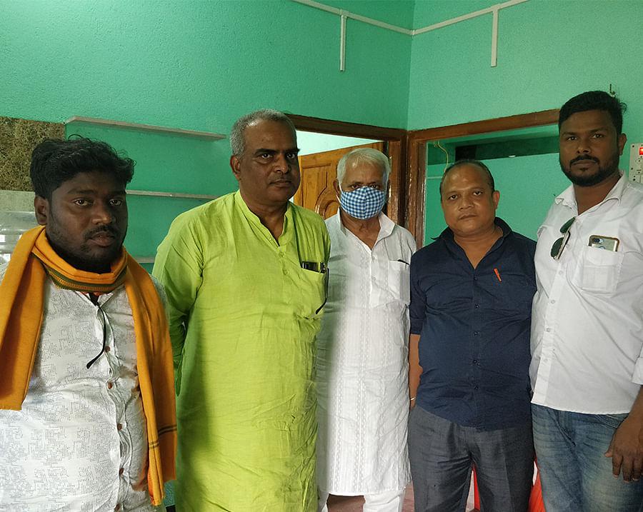 हिंदू समहति अभियान के सदस्य