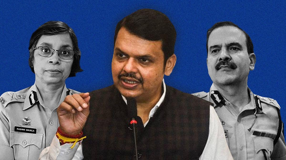 क्या एक टैक्सी ड्राइवर ने महाराष्ट्र के बड़े पुलिस अधिकारियों के 'ट्रांसफर' पैसे के लिए करवाये?