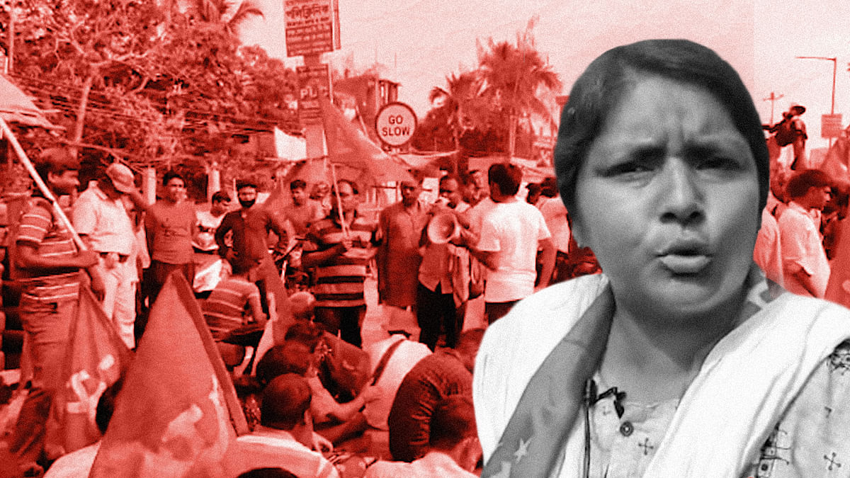 The third contender: On the Nandigram campaign trail with CPM's Meenakshi Mukherjee