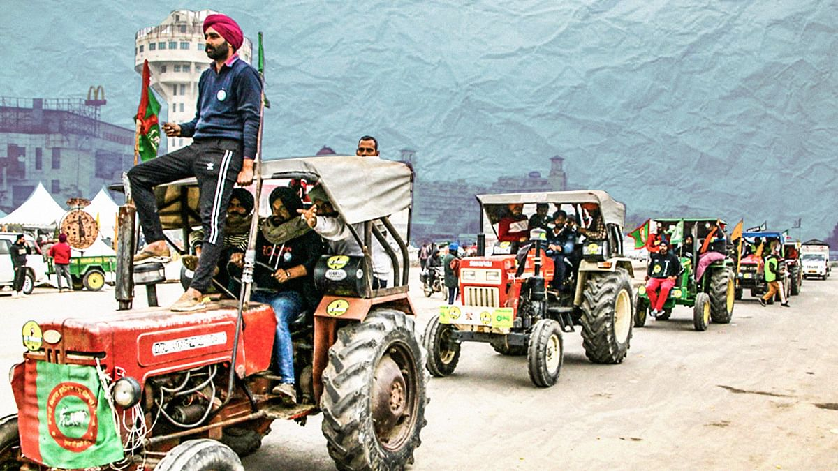 A dozen Moga farmers came for Republic Day's tractor rally and ended up in jail. But what did they do?