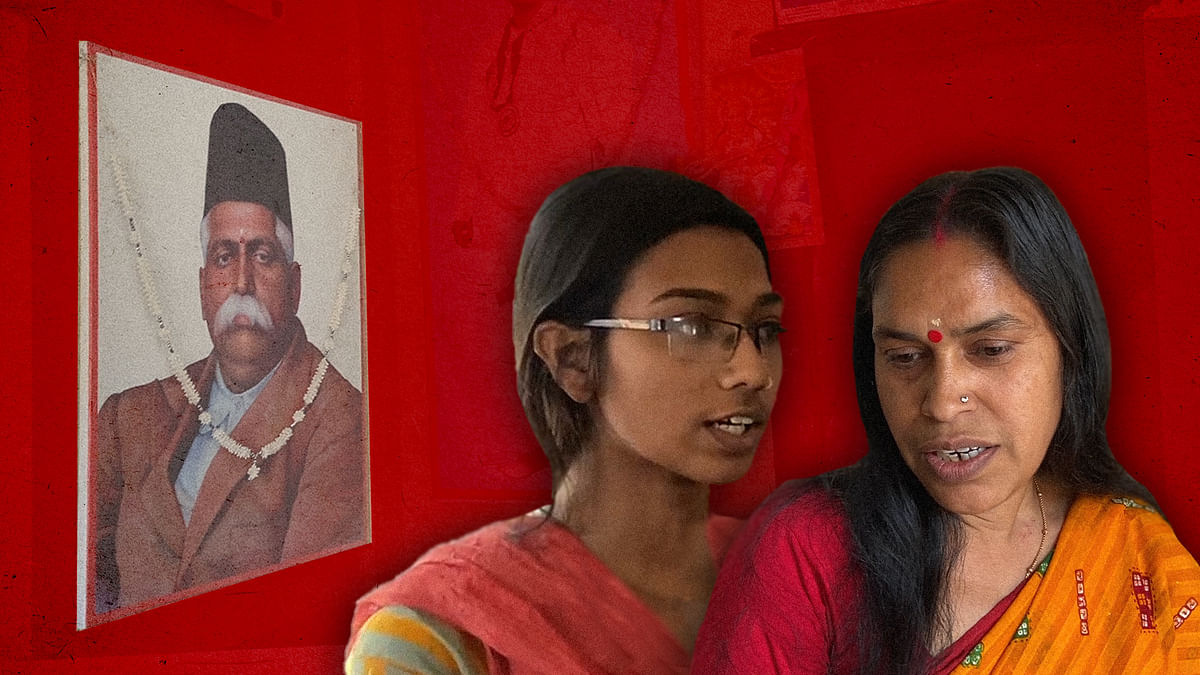 Happy with Didi but charmed by Modi: A day with women at RSS-affiliated NGO
