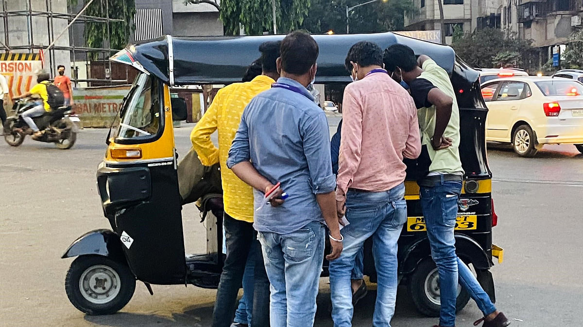 Comical feuds, petty corruption claims: How is Mumbai's drive to enforce mask-wearing going?