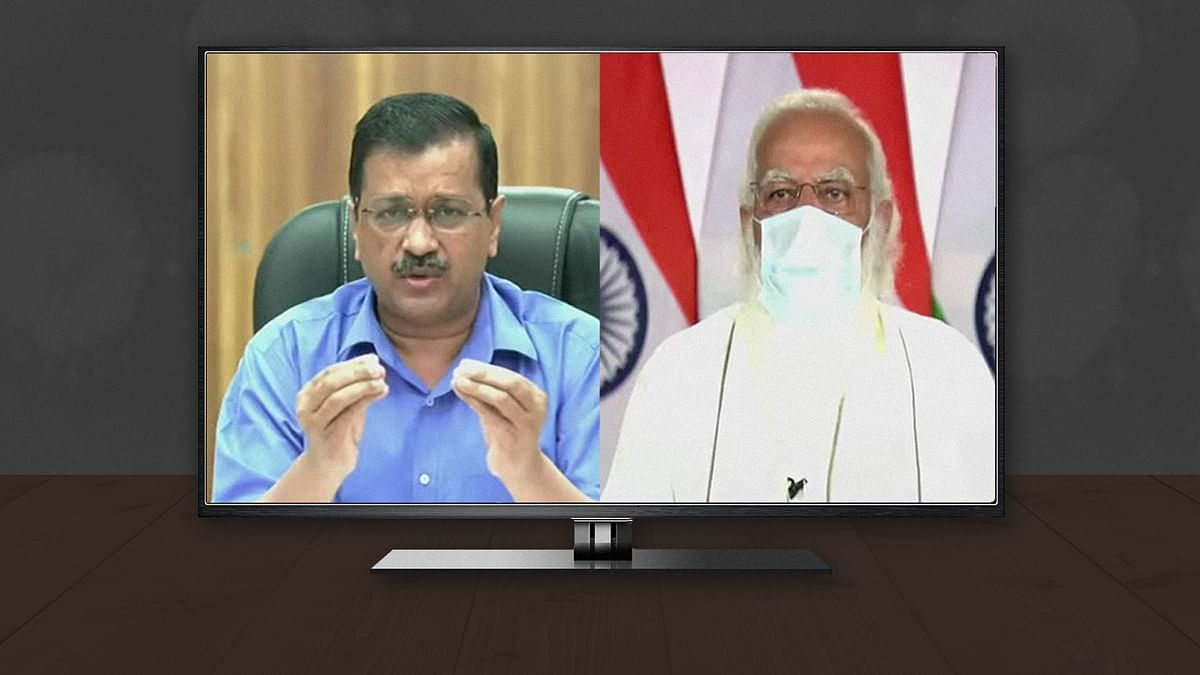 Through live telecast of PM meet, Kejriwal wanted to publicly convey Delhi's grim Covid situation