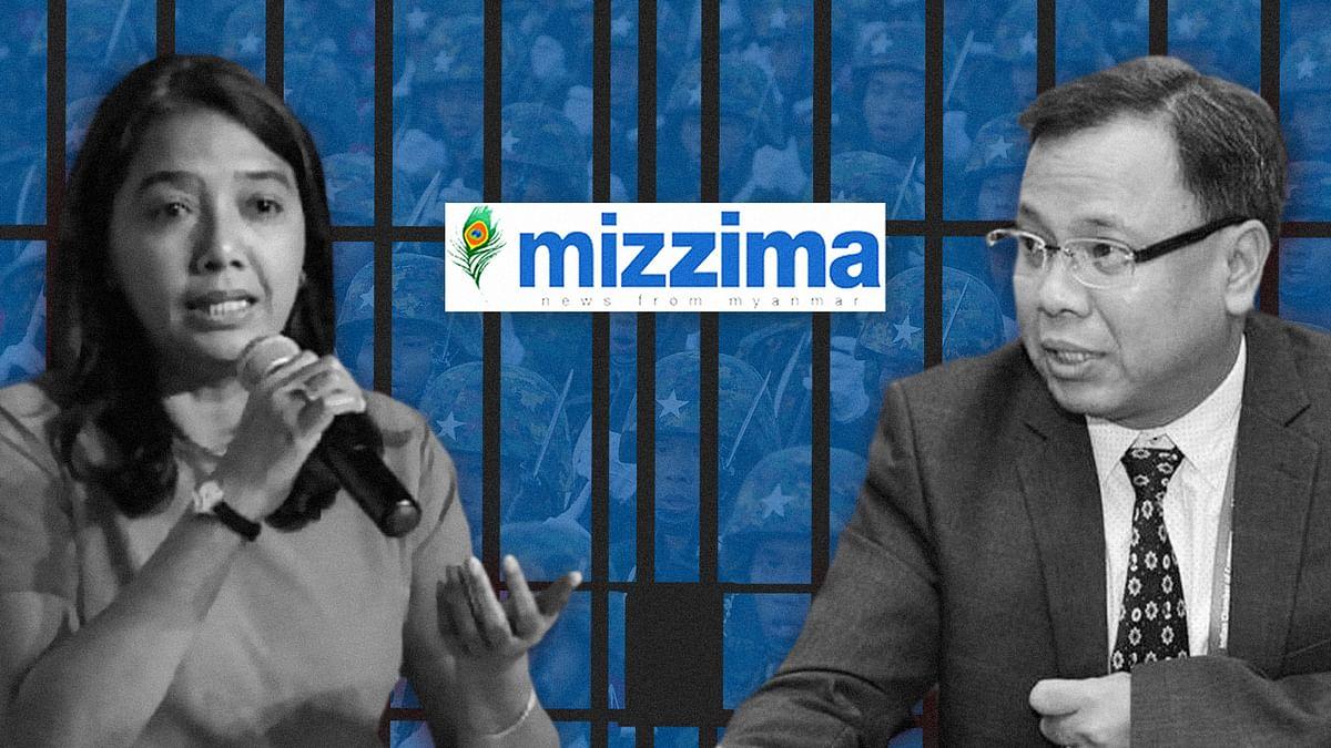 निर्वासन में पत्रकारिता का उत्कर्ष: मिज्जिमा, सो मिंट और थिन थिन आंग