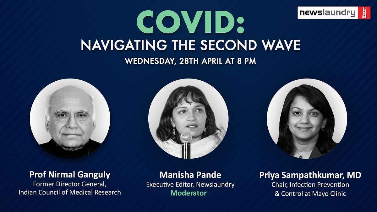 NL webinar: Navigating the second Covid wave