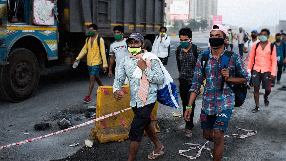 From 'caste public' to 'bio public': How social understanding of migrants has grown during the pandemic