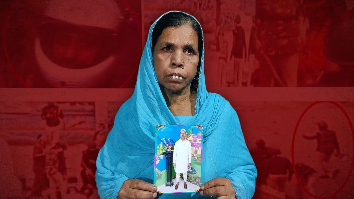 Who are the torturers in Delhi carnage anthem video? Muslim boy names Jyoti Nagar SHO