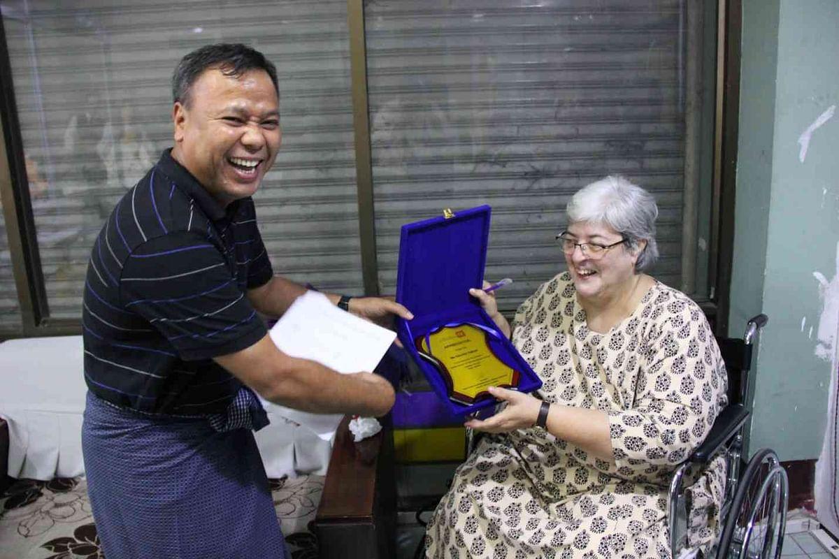 वरिष्ठ मानवाधिकार अधिवक्ता नंदिता हक्सर के साथ सो मिंट.