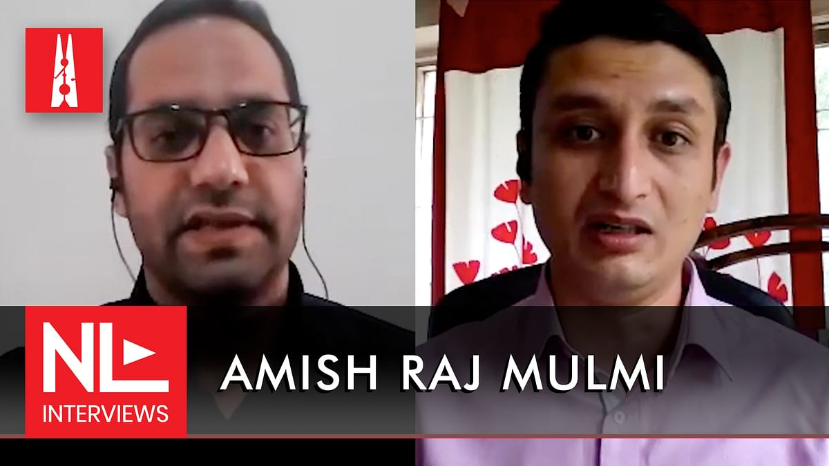 NL Interview: Amish Raj Mulmi on Nepal-China relations, anti-Indianism in Nepal, and his latest book