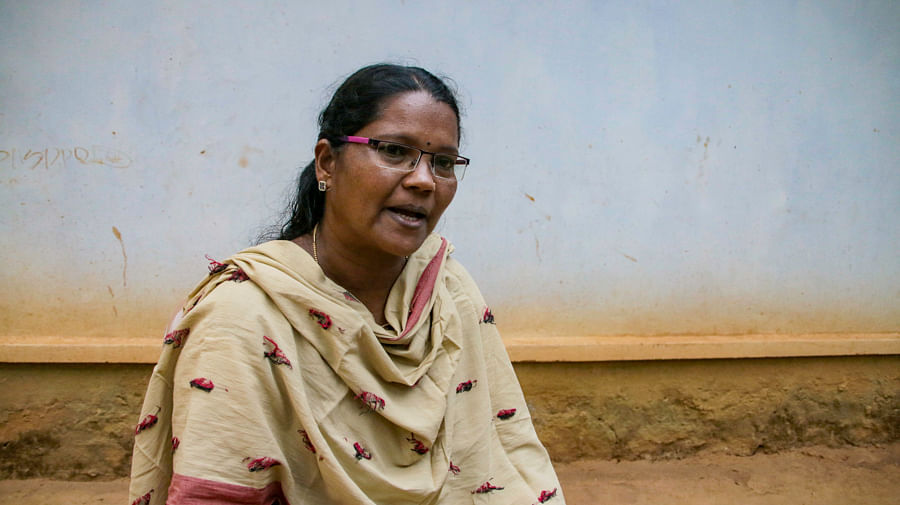 Ammini claims police started questioning them often after they went to deliver supplies to Adivasis in the forest.