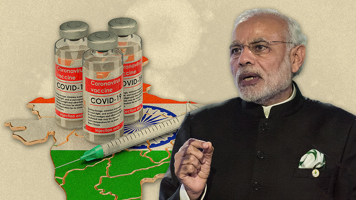 Centralising credit, federalising blame: Modi government's approach to vaccine policy