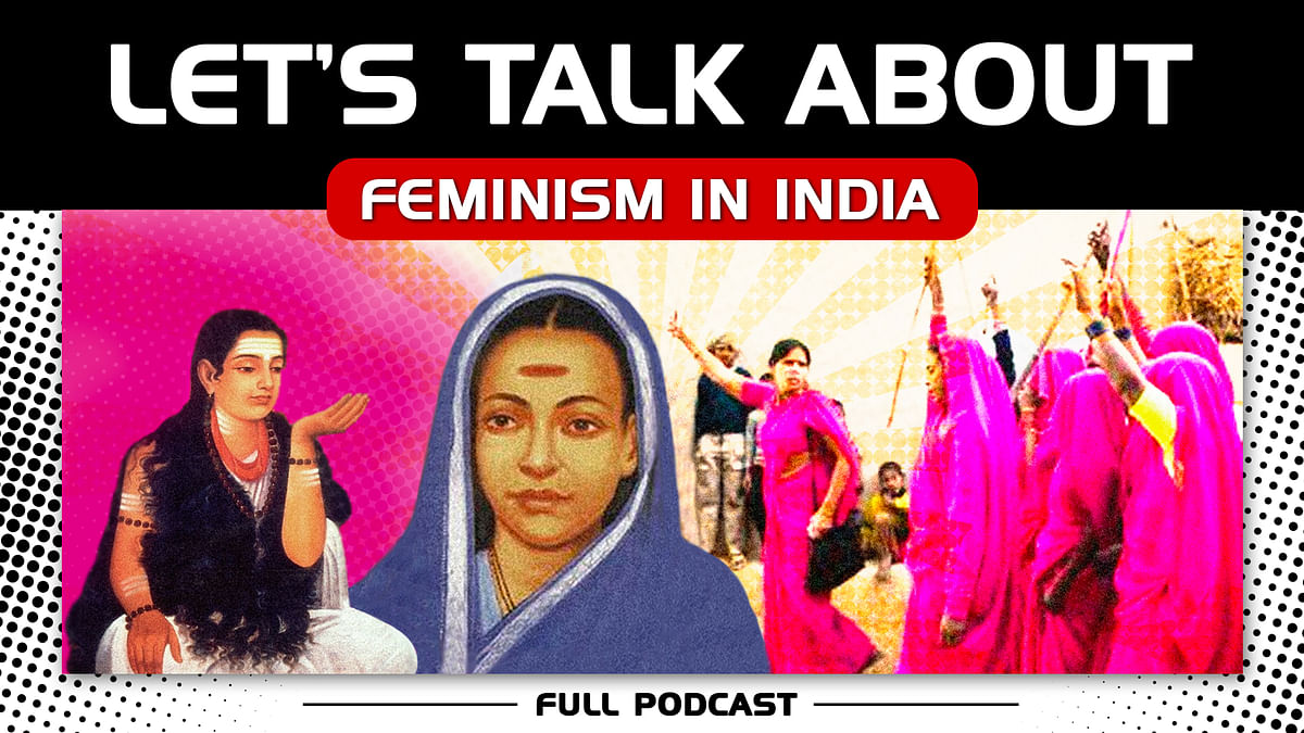 Let's Talk About: Feminism in India, Episode 1