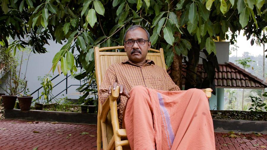 KK Surendran participated in the Muthanga agitation.