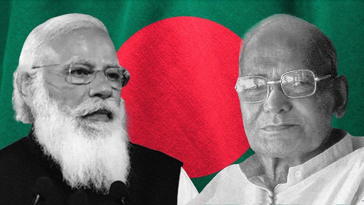 बांग्लादेश की आजादी का जश्न और बला की ऐतिहासिक निरक्षरता का प्रदर्शन