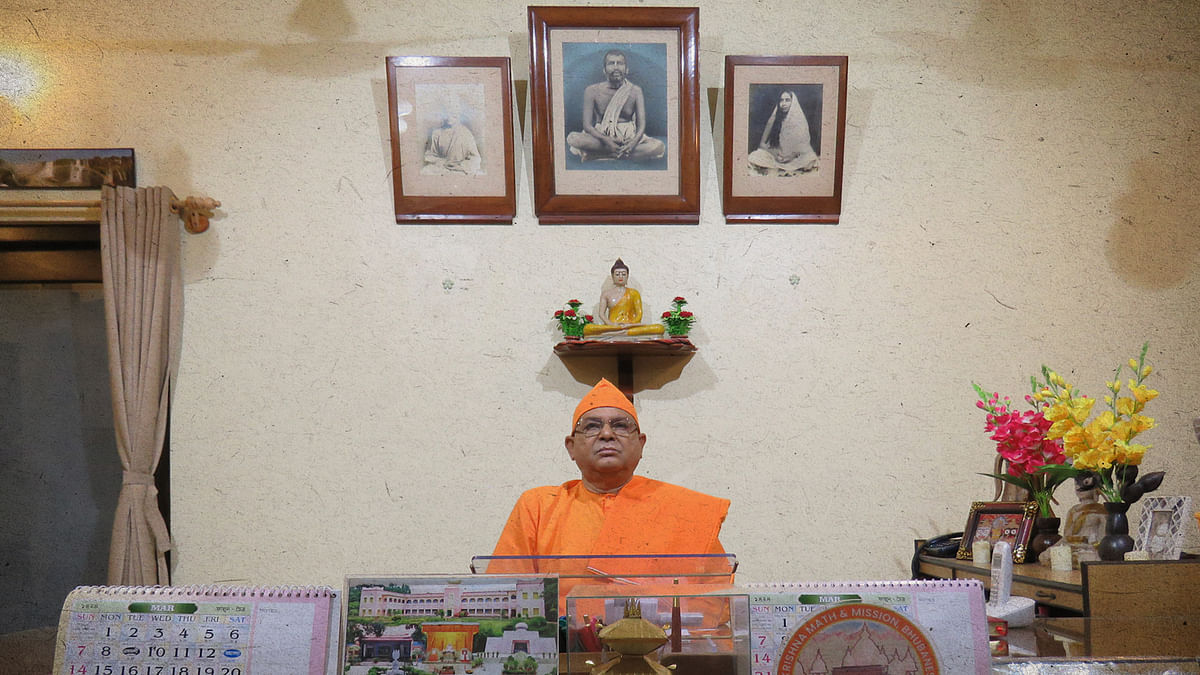 Why Ramakrishna Mission's stance on Hindu culture matters in Bengal election