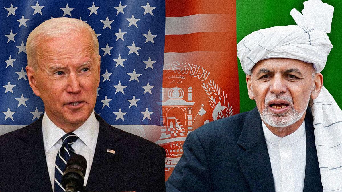 अमेरिका को अफगानिस्तान से निकलना चाहिए पर भागना नहीं