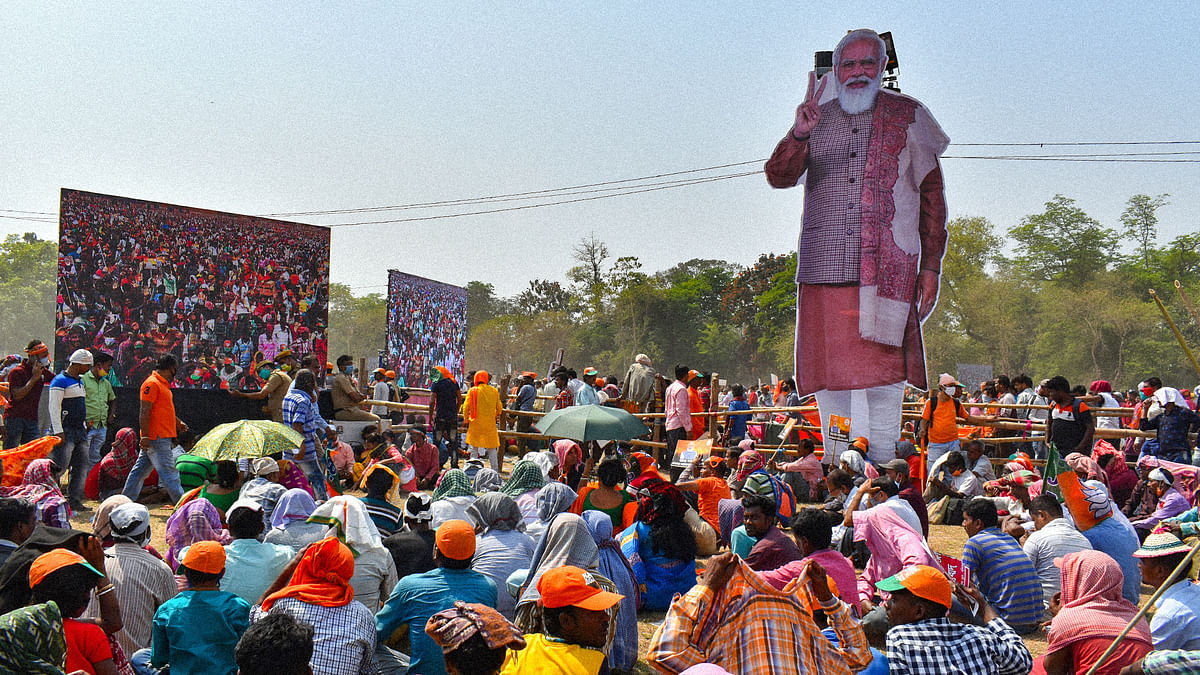 Can't deny link between Bengal Covid surge and election rallies, says epidemiologist