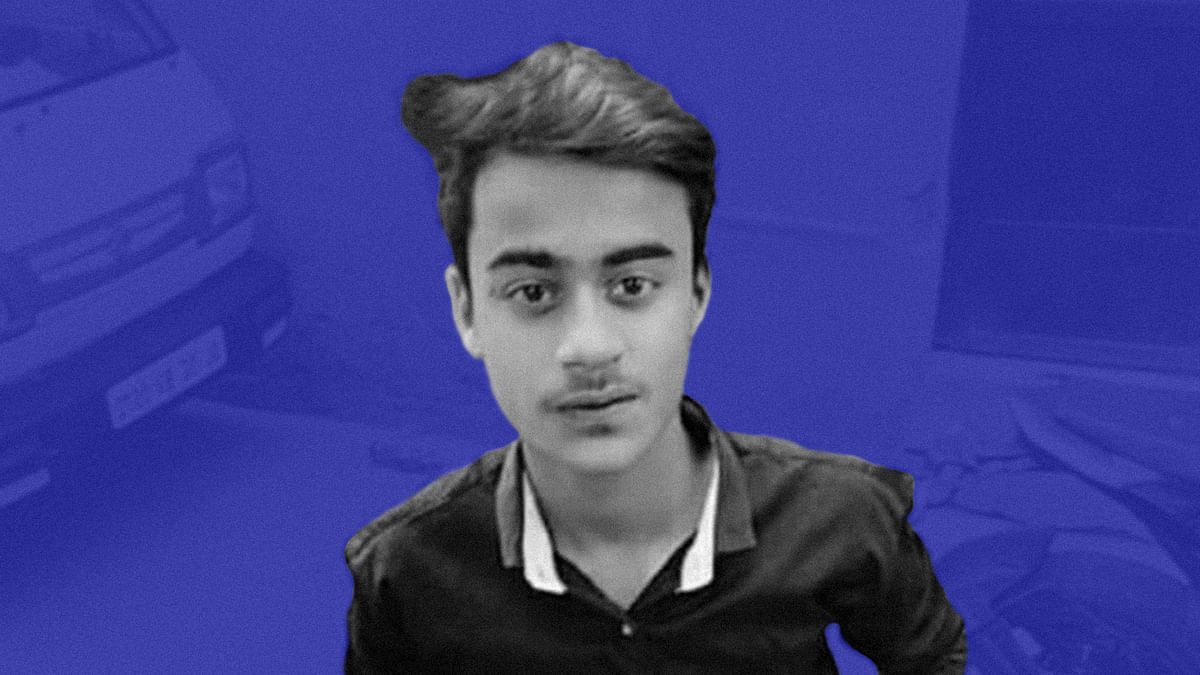 Who killed Amaan Iqbal during the 2020 Delhi carnage?