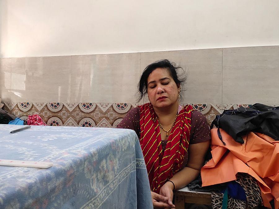 Amaan's mother Rihaan.