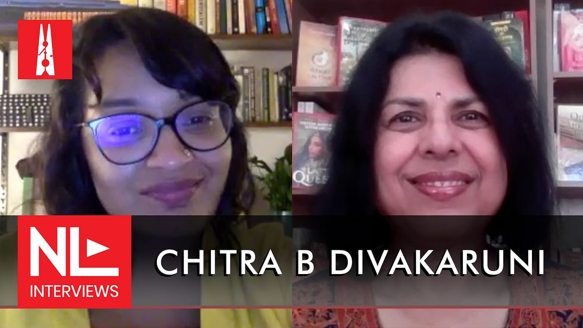NL Interview: Chitra B Divakaruni on Last Queen and the importance of retelling women's stories