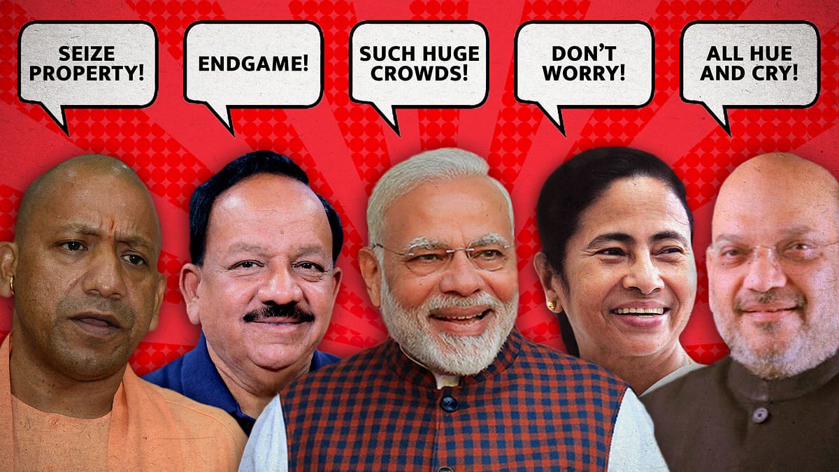 In their own words: How India's leaders mishandled the Covid crisis