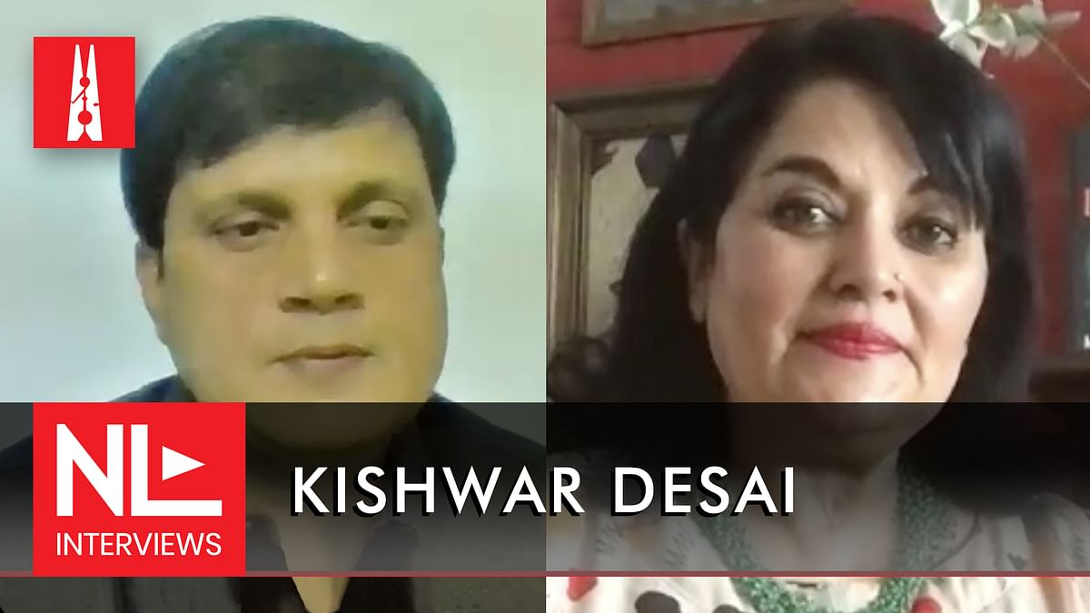 NL Interview: Kishwar Desai on the life and times of India's first female superstar