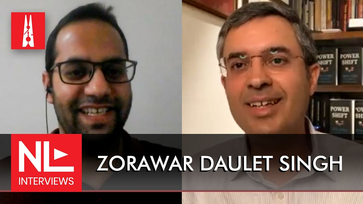 NL Interview: Zorawar Daulet Singh on how India can tackle China