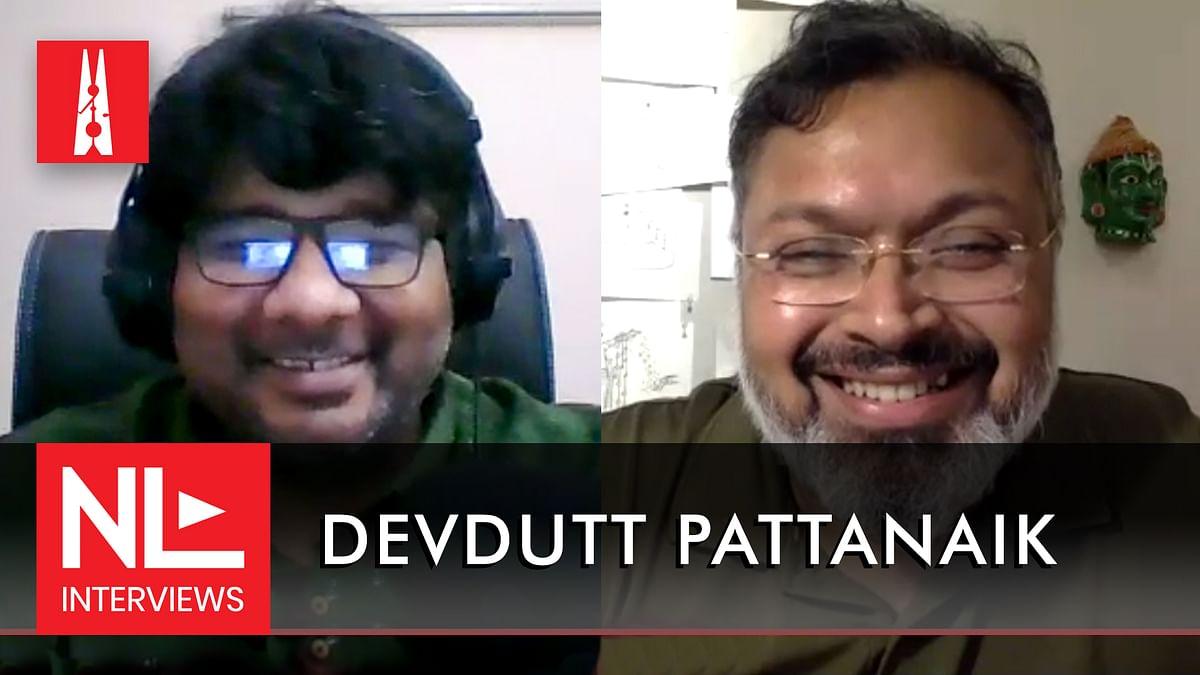 NL Interview: Devdutt Pattanaik on Dharma, Artha, Kama, and Moksha