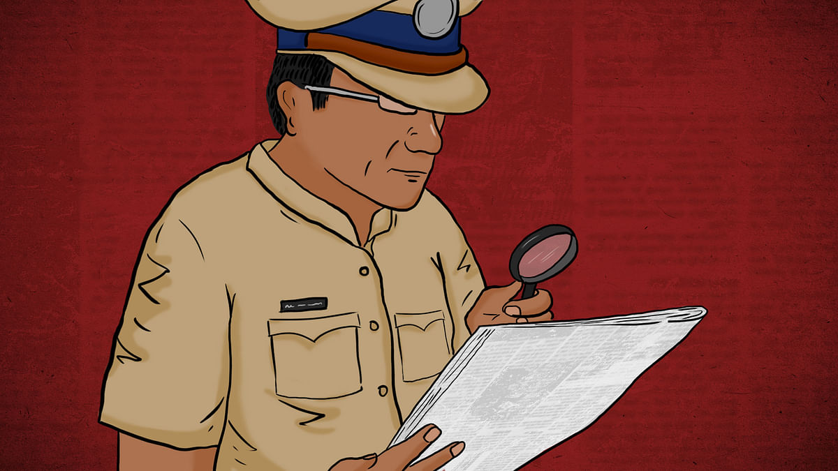 Busting fake news: The perils of police as fact-checker
