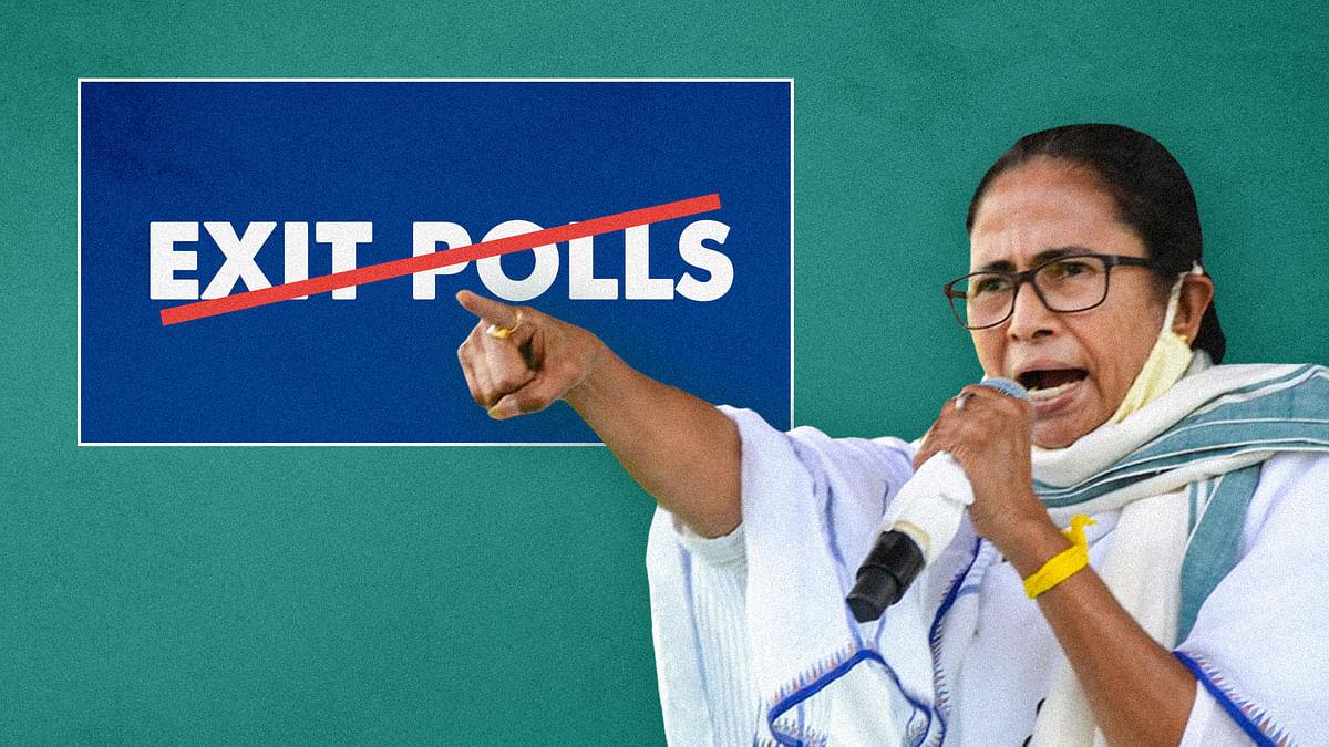 पश्चिम बंगाल: एक बार फिर गलत हुए एग्जिट पोल्स