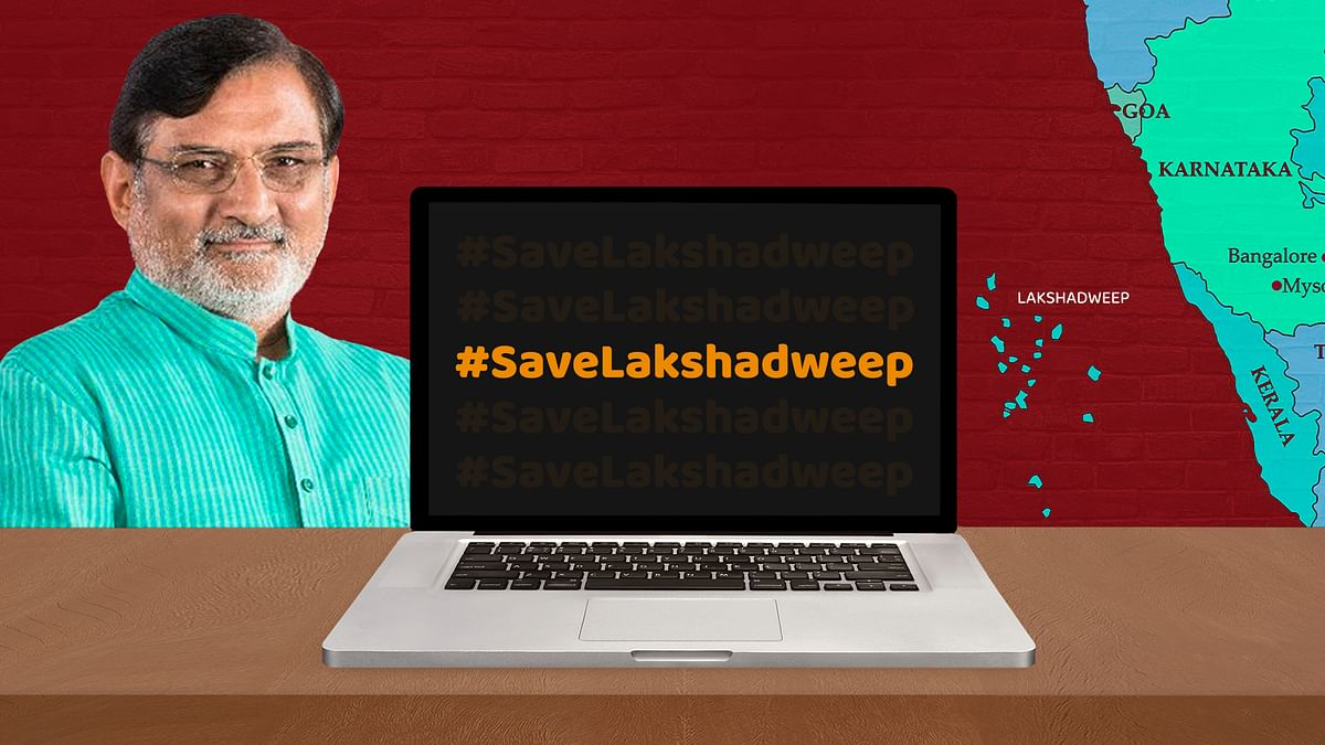 Free press is a casualty as Lakshadweep's BJP administrator rips up the rulebook