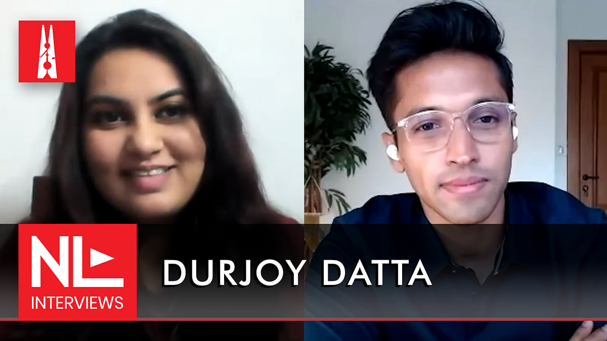 NL Interview: Durjoy Datta on A Touch of Eternity and going beyond college romance novels